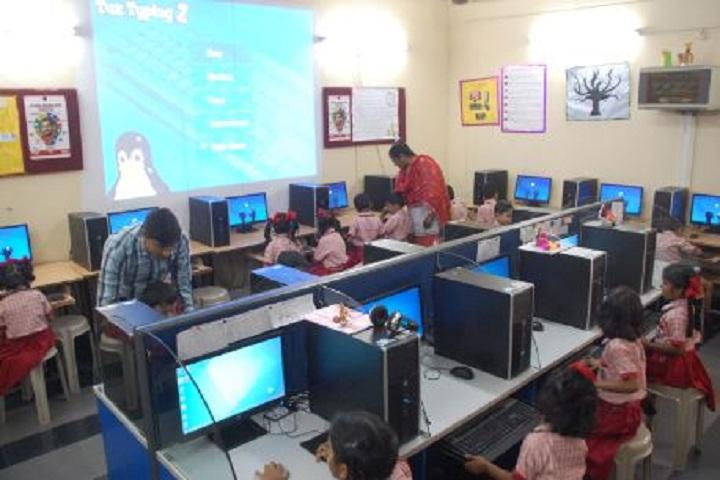 Vasavi Public School-Computer Lab