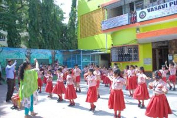 Vasavi Public School-Dance Class