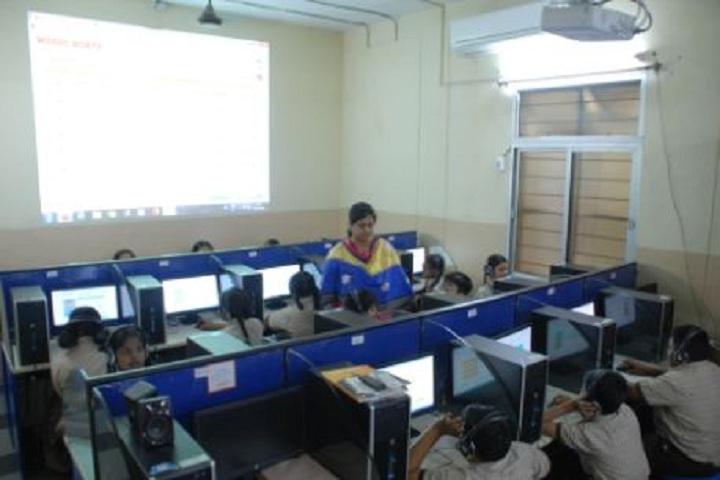 Vasavi Public School-Language Lab