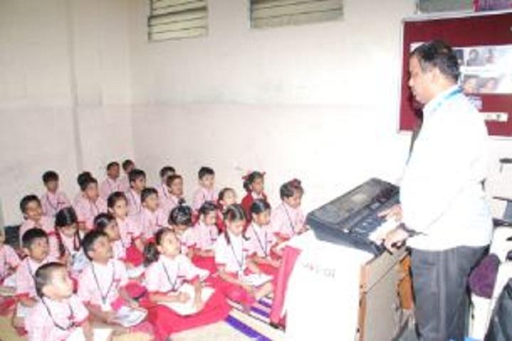 Vasavi Public School-Music Class
