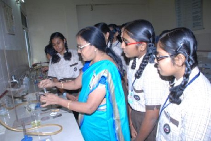 Vasavi Public School-Science Lab