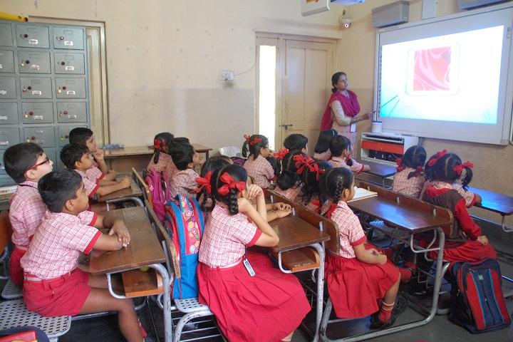 Vasavi Public School-Classroom