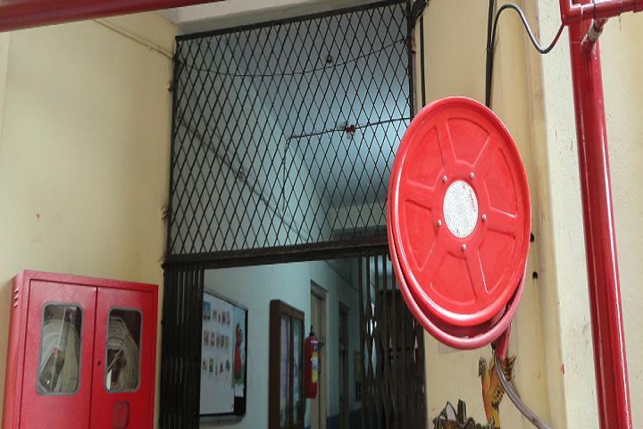 Vasavi Public School-Fire Safety