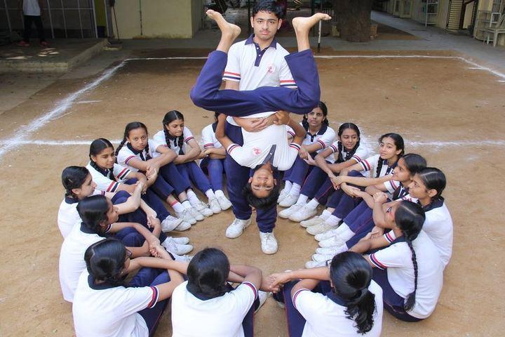 Vidya Vinayalaya School-Gymnastics