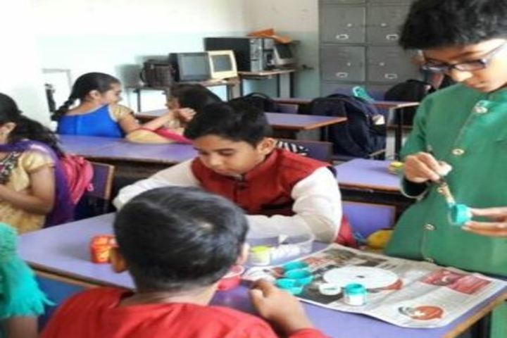 Vidya Vinayalaya School-Painting