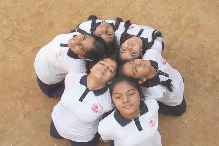 Vidya Vinayalaya School-Students