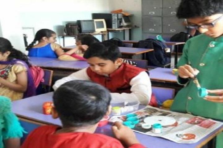 Vidya Vinayalaya School-Arts