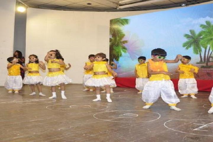 Vidya Vinayalaya School-Dance