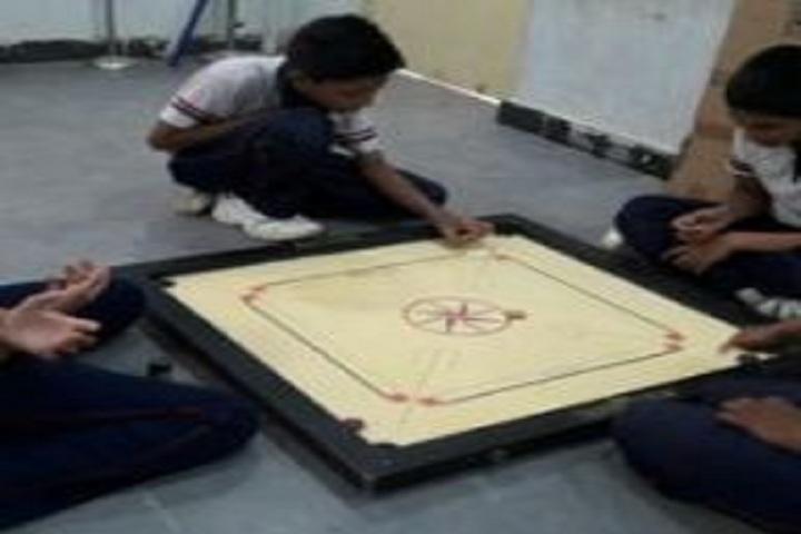 Vidya Vinayalaya School-Indoor Games