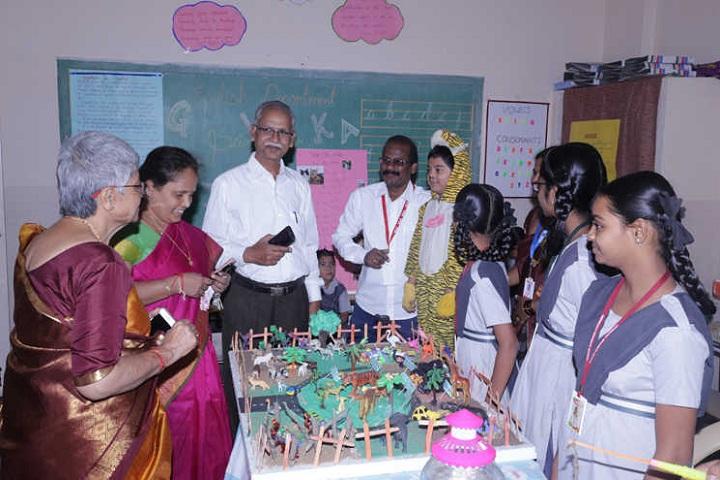 Vidyanjali Grammar School-Science Exhibition