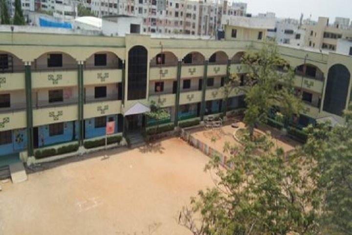Vidyanjali Grammar School-Campus View