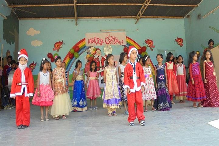 Vidyanjali Grammar School-Christmas Celebrations