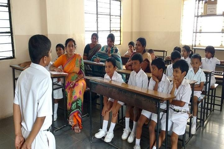 Vidyanjali Grammar School-Classroom