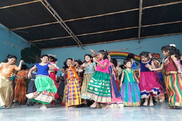 Vidyanjali Grammar School-Dance