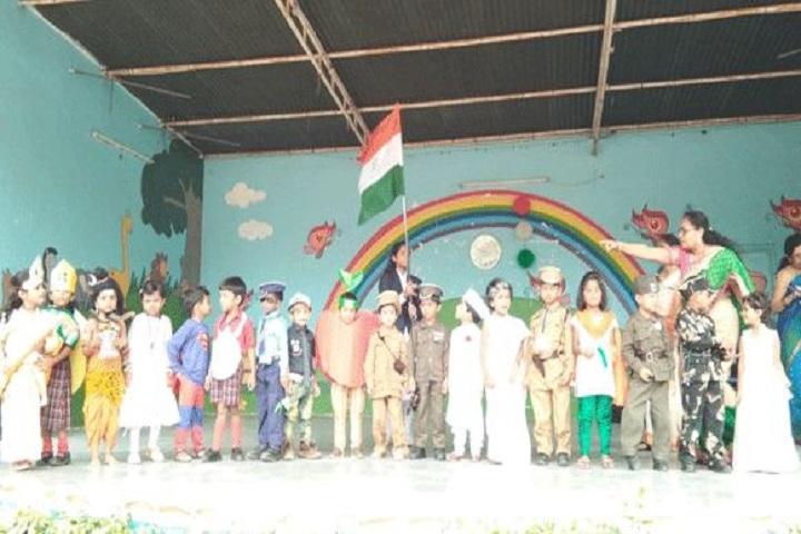 Vidyanjali Grammar School-Independence Day