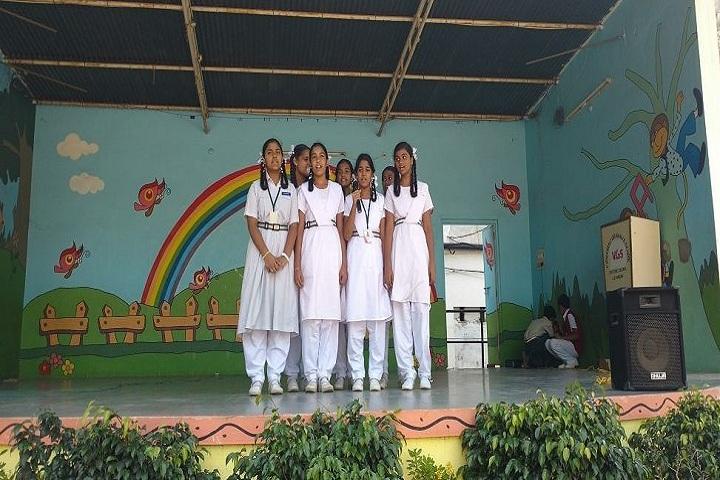 Vidyanjali Grammar School-Singing