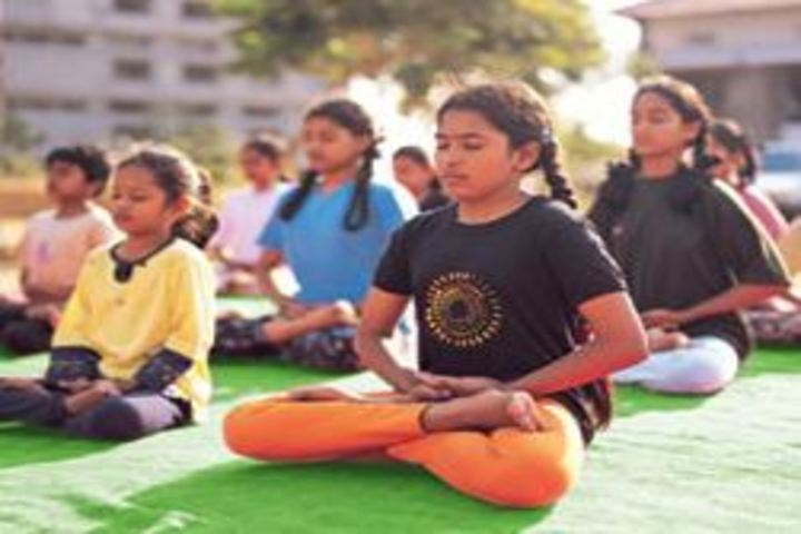 Vignan Global Gen School-Yoga