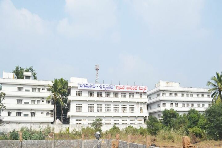 Chigurupati Sri Krishnaveni School-Campus View