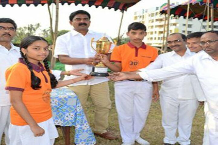 Chigurupati Sri Krishnaveni School-Champions
