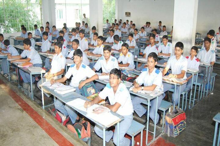Chigurupati Sri Krishnaveni School-Classroom
