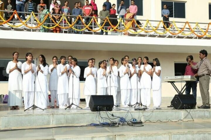 Vikas The Concept School-Singing