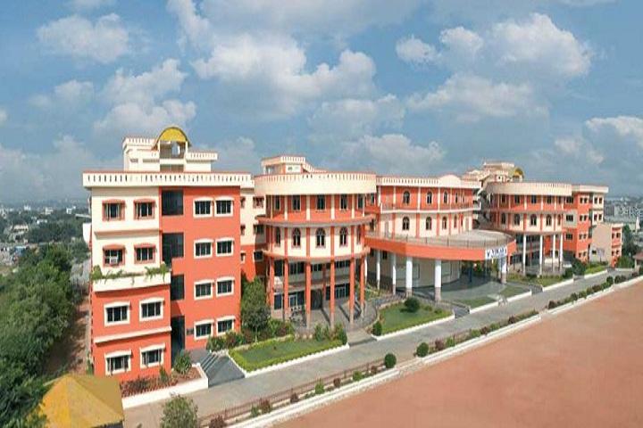 Vikas The Concept School-Campus View