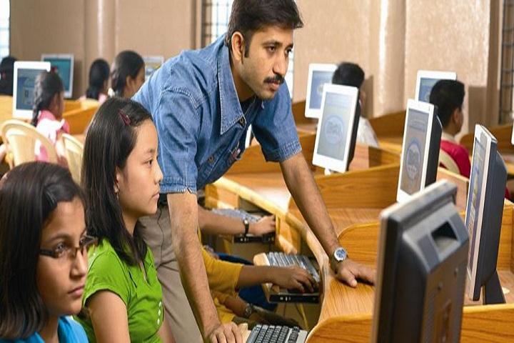Vikas The Concept School-Computer Lab
