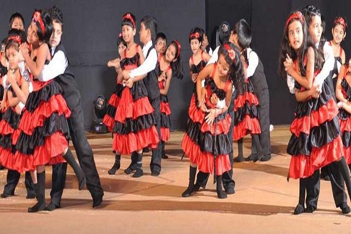 Vikas The Concept School-Dance