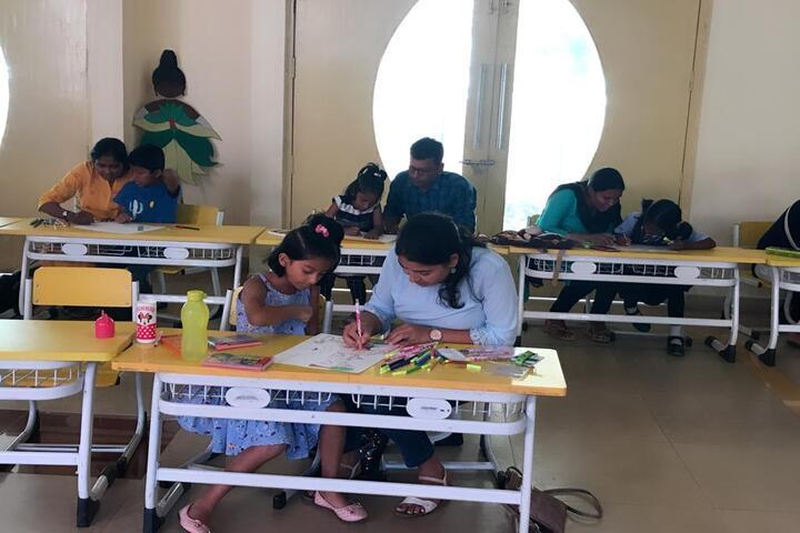 Vista School-Classroom Activity