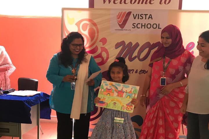 Vista School-Drawing Activity