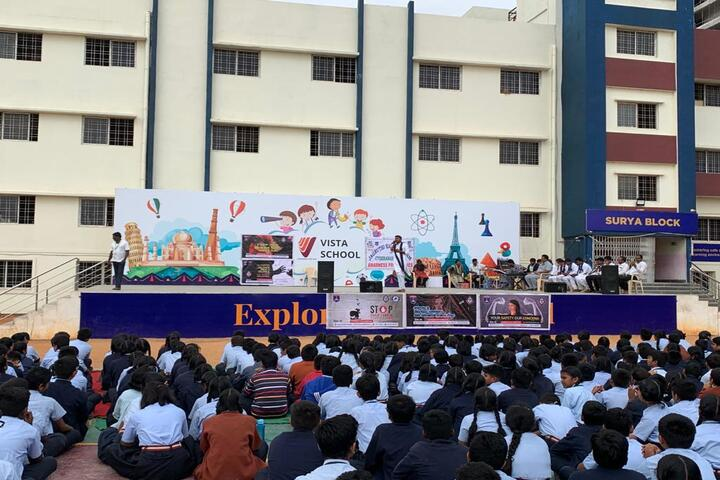 Vista School-Event