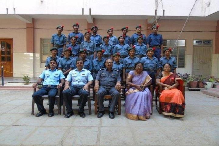 Warangal Public School-NCC