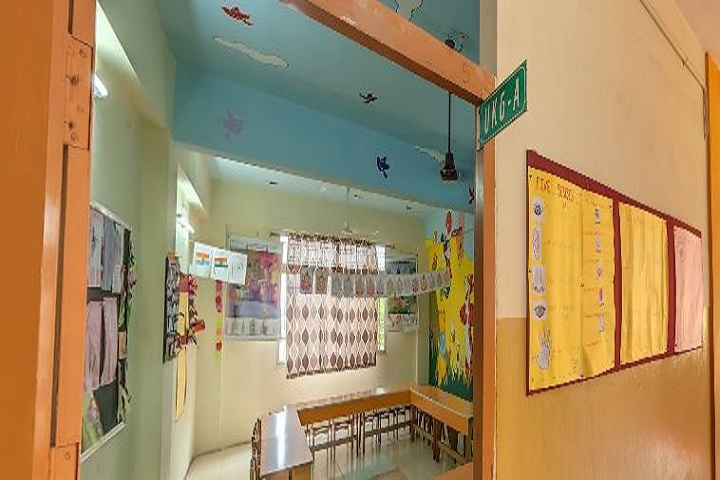 Zee High School-Classroom
