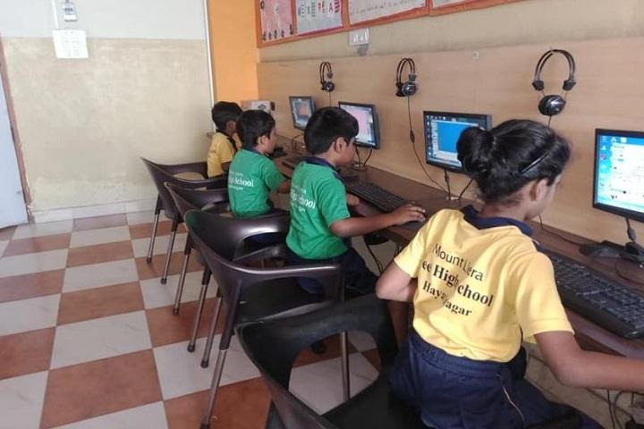 Zee High School-Computer Lab