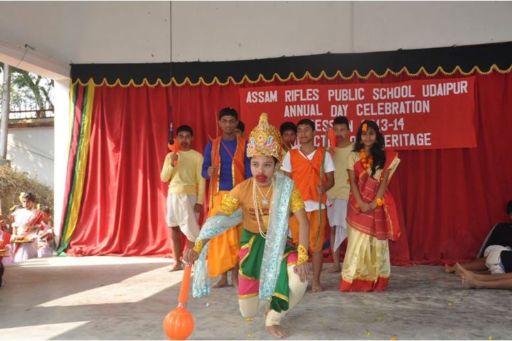 Drama on Annual Day Celebration