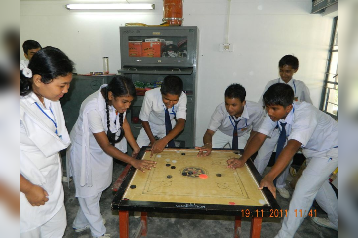 Indoor Games in the School