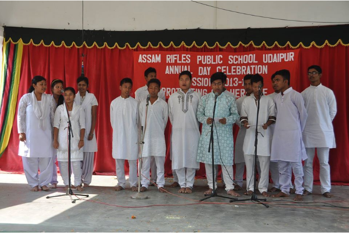 Music Activity on Annual Day Celebration