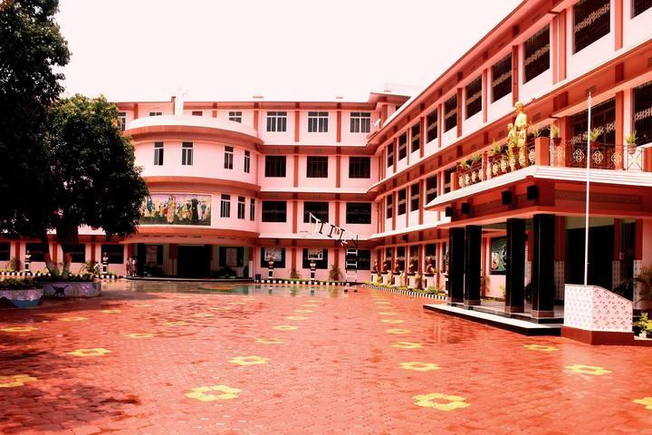 Auxilium Girls School-Campus
