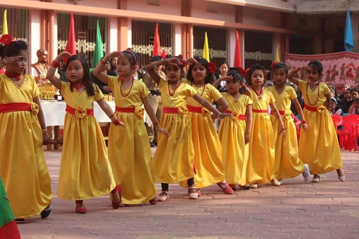 Auxilium Girls School-Dance