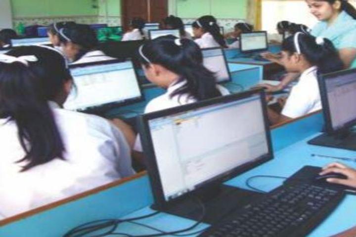 Auxilium Girls School-IT-Lab