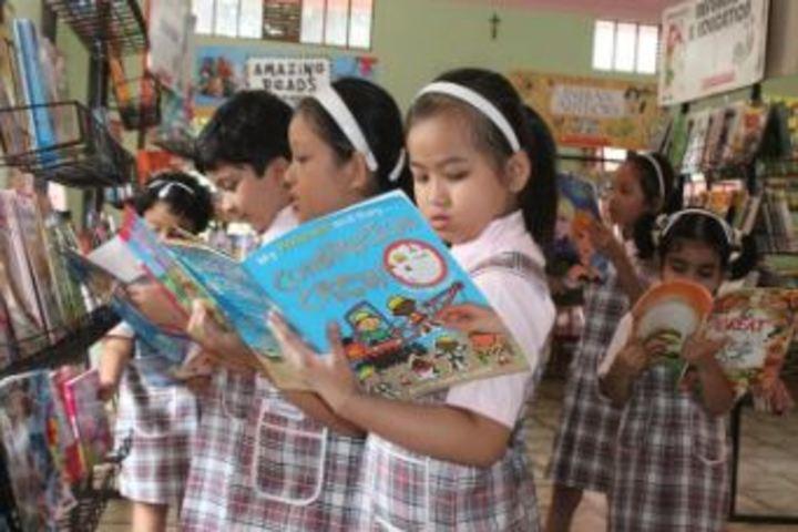 Auxilium Girls School-Library
