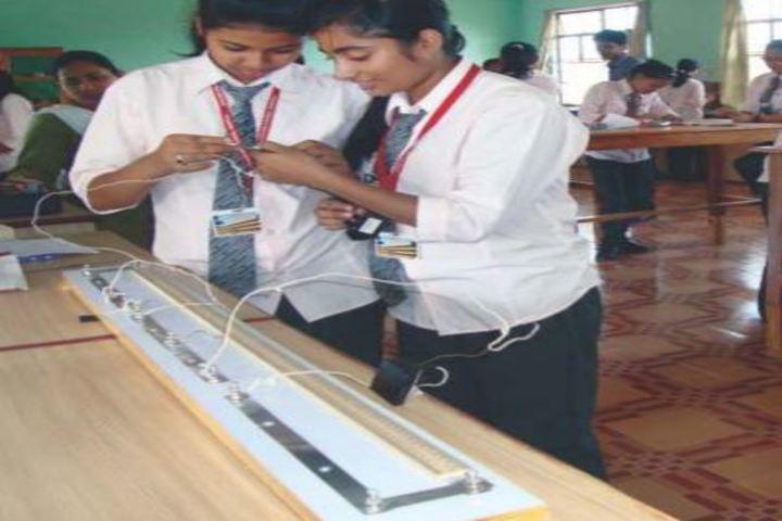 Auxilium Girls School-Physics-Lab