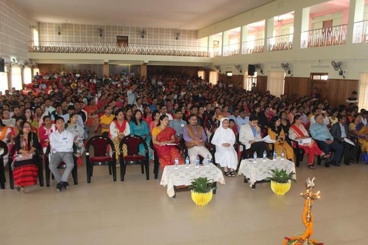 Auxilium Girls School-Auditorium