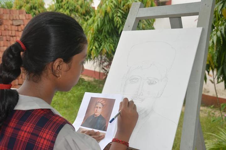 Bhavans Tripura Vidyamandir-Art