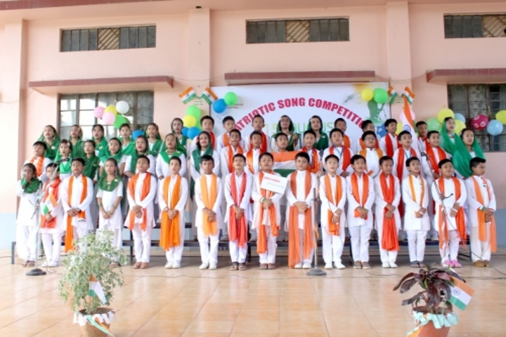 Don Bosco School-Independence Day