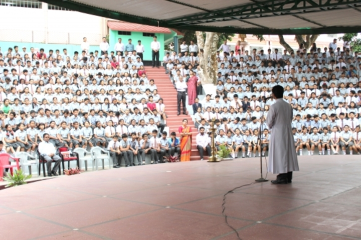 Don Bosco School-Meeting