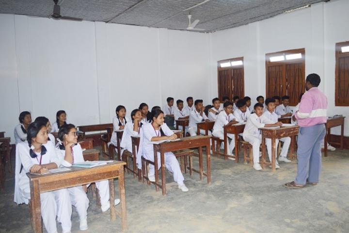 Garia Academy Model-Classroom