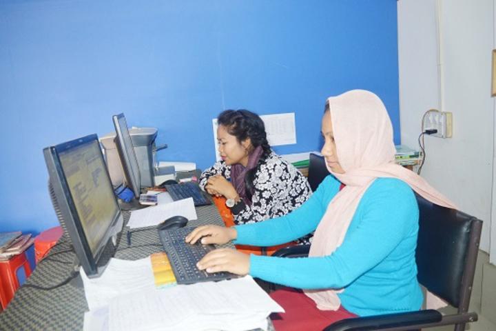 Garia Academy Model-IT-Lab