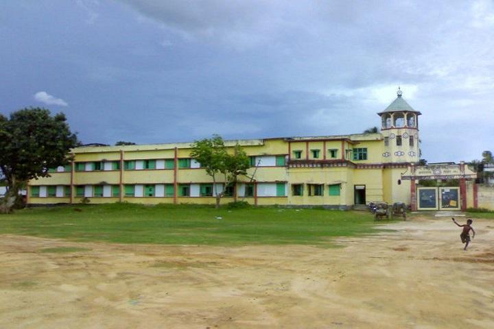 Hindi Higher Secondary School-Campus
