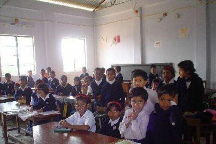 Kendriya Vidyalaya-Kids Classroom